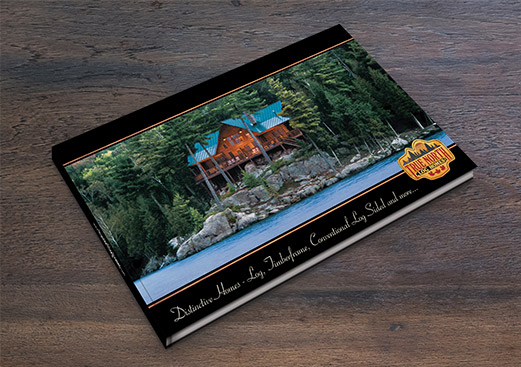 Log Home Plan Book