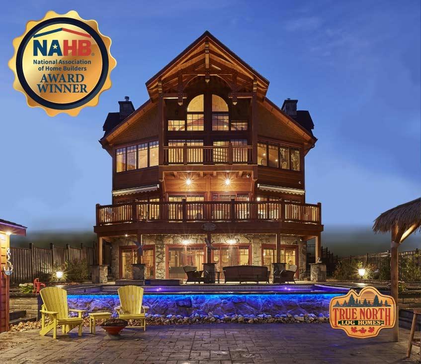 Matin Residence NAHB award winner