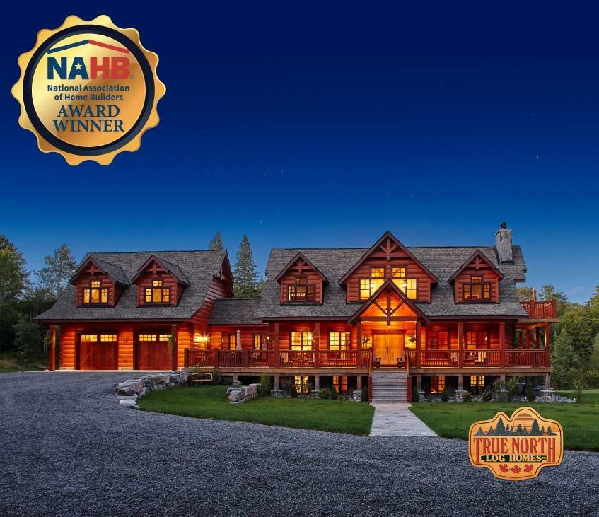 Sprucedale Residence NAHB award winner