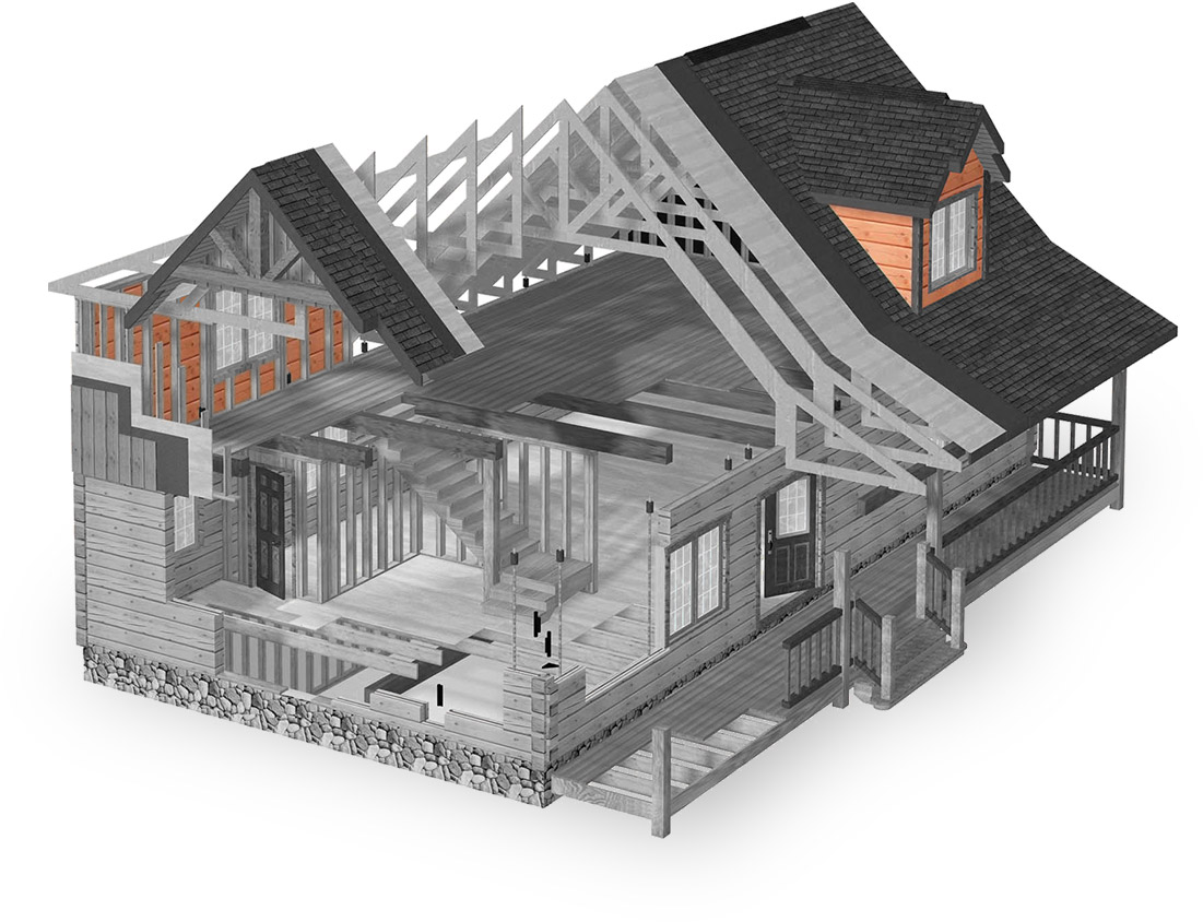 log siding options