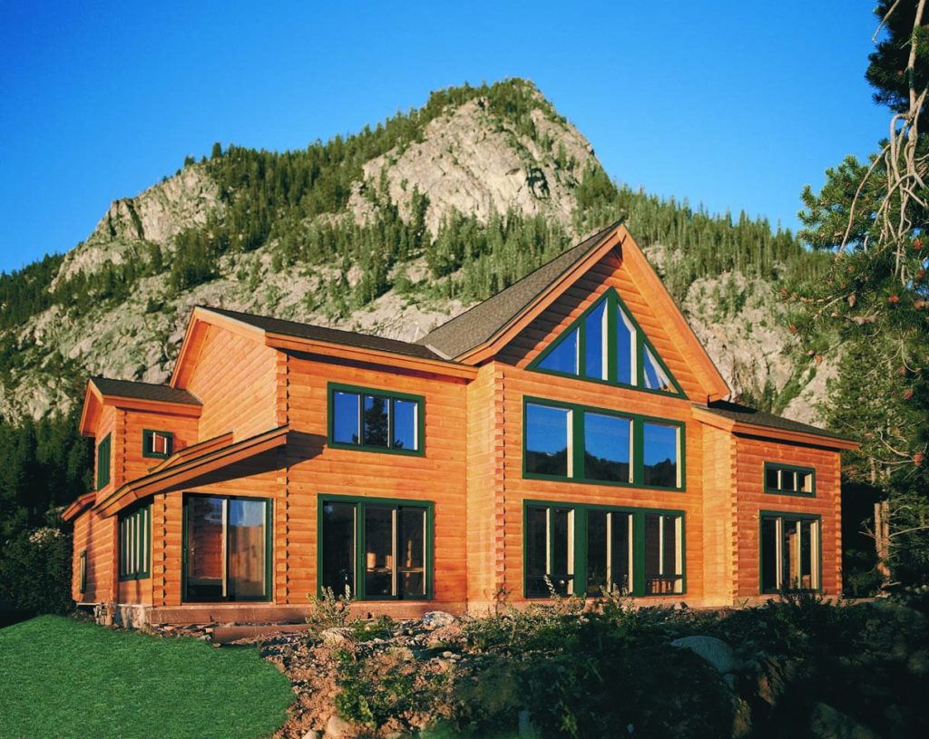 Breckenridge Colorado True North Log Homes