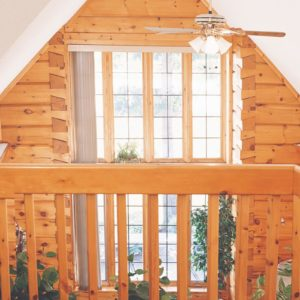 Cabot I - True North Log Homes