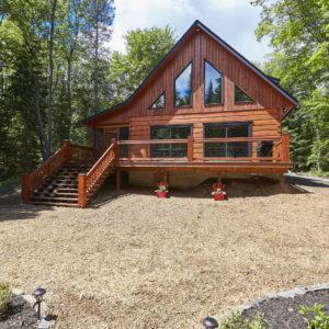 Aspen VIII - True North Log Homes