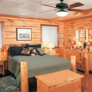 Master Bedroom - Killarney II interior