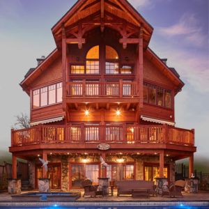 Matin Residence True North Log Homes