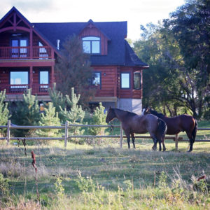 Chateau Qu'Appelle I - True North Log Homes