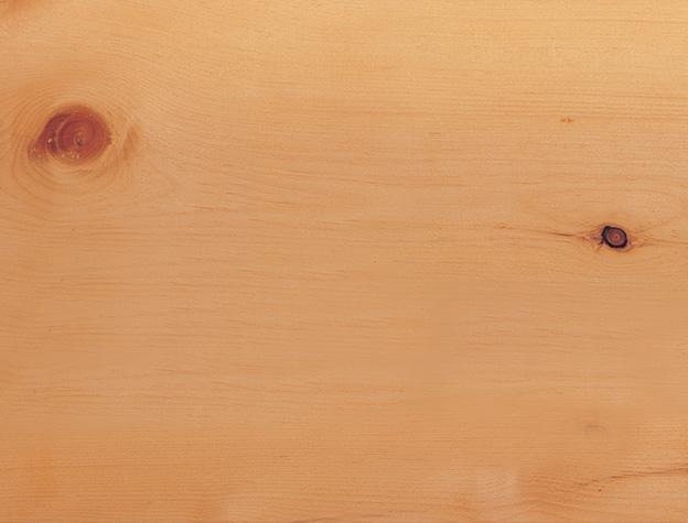 sanded log