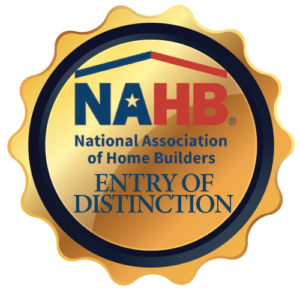 NAHB Entry of Distinction