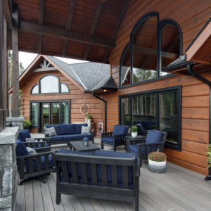 Deck - The Ramseyer Residence