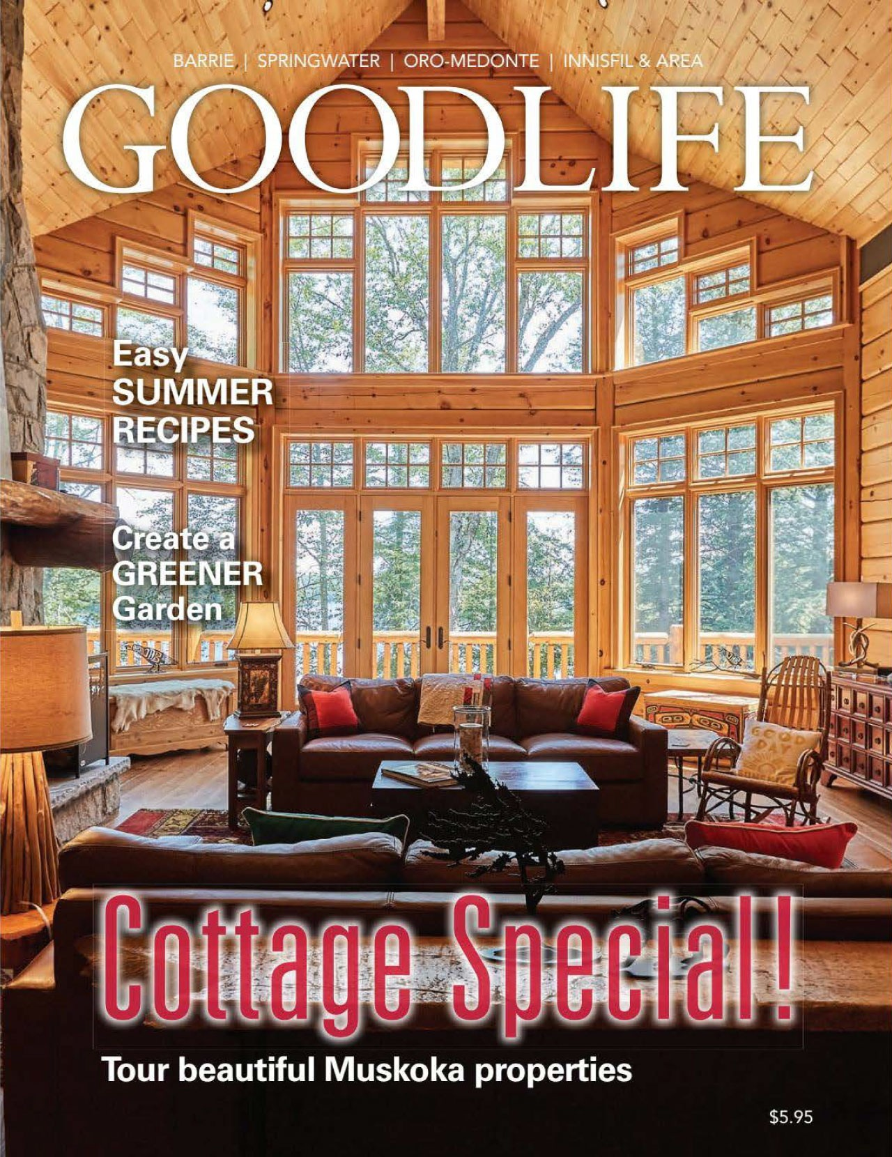 GOODLIFE Barrie magazine - May-June 2018