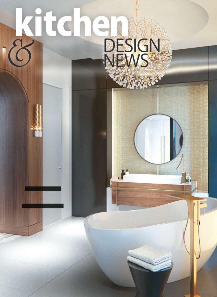 Kitchen & Bath Design Magazine - March 2019 - Matin Feature