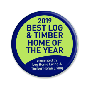 2019 Best Log & Timber Home of the Year presented by Log Home Living & Timber Home Living