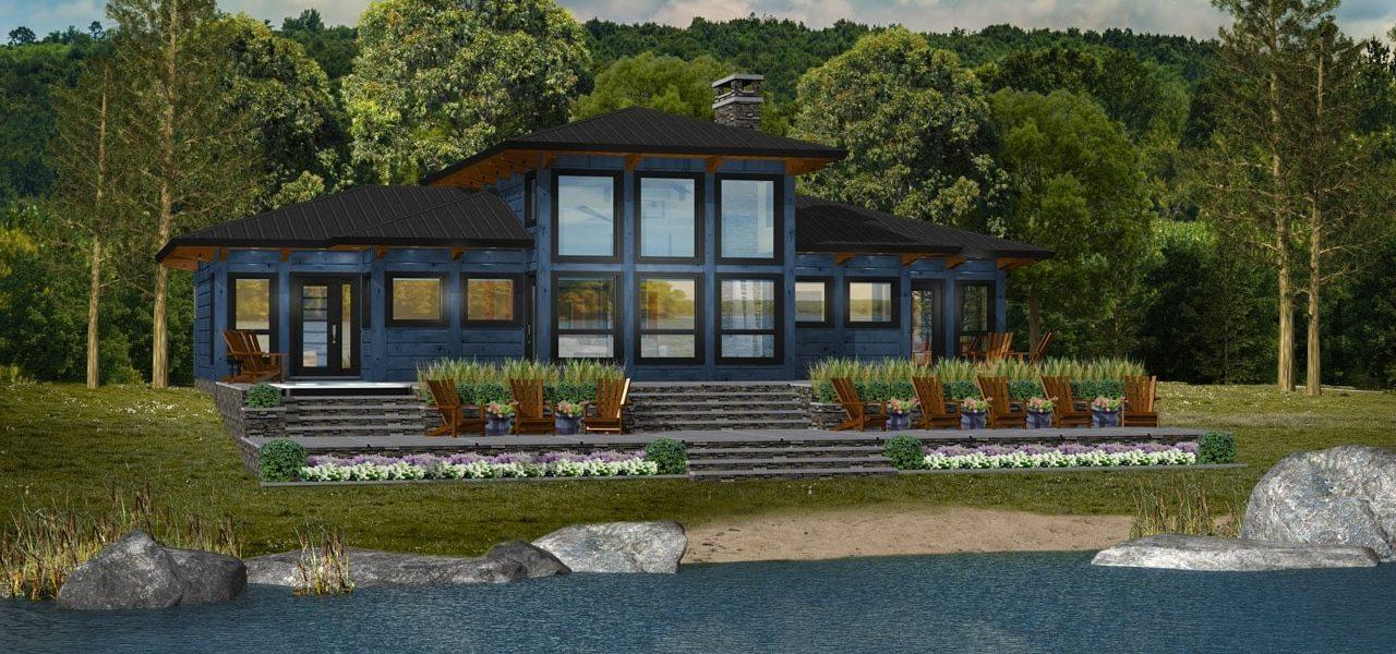 Lakeview II rendering thumbnail